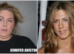 Így néznének ki ma a hollywoodi sztárok, ha nem lennének híresek