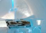 A szálloda, ahol minden hóból készült - egy csodálatos jéghotel bújik meg Svédországban
