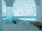 Mintha Narniába csöppentél volna: Pazar lakosztályok jégből és hóból a svéd hotelben