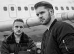 Óriási meglepetés érte a forgatáson a magyar zenekart - Fotók