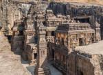 Vajon hogyan lehetséges? Egyetlen kőből faragták ki ezt az óriási indiai templomot