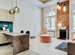 Megtaláltuk Budapest egyik legszebb lakását, amit híresség rendezett be