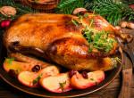 Tudod már, hogy készíted el a karácsonyi kacsát? Íme 10 isteni recept