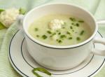 Kedvenc téli levesünk: Póréhagymás karfiolkrémleves