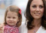 Ezért nem engedi Katalin hercegné, hogy nadrágot hordjon Charlotte hercegnő