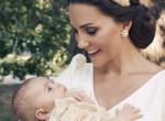Cuki történet áll Katalin hercegné és Lajos herceg fotója mögött