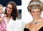 Diana hercegnőnek büntetés járt azért, amit most Katalin hercegné tett