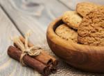 Pillanatok alatt elkészül: Fahéjas-tejcsokis házi keksz