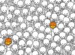 Megtalálod a szellemet a csontvázak között?