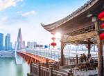 Üveghíd a felhőkarcolók tetején: Minden képzeletet felülmúl Kína új látnivalója