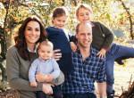 Már ilyen nagyok! Tündéri fotókon Vilmos és Katalin három gyereke