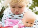Cuki fotót készített a kislányáról az apa: Szörnyű, amit észrevett rajta