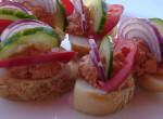 Kolbászkrémes szendvics: Ha egyszerűen nem bírod ki retró ételek nélkül!