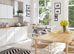 Csak festés, semmi más: Így újítsd fel fillérekből a konyhát