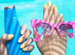 Játékos formák, szenvedélyes színek: Ezek a június legszebb manikűrjei