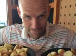 Egy évig csak és kizárólag krumplit evett a férfi, így néz ki most
