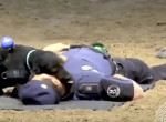 Kutyája élesztette újra a rendőrt -  Könnyfakasztó videó!
