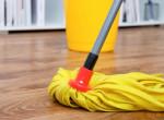 Így tisztítsd helyesen a laminált padlót anélkül, hogy kárt tennél benne