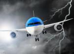 Félelmetes, ahogy küzdöttek a pilóták az ítéletidőben – Videó!