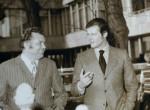 87 éves Láng József, a magyar szinkronkirály - Ő találta ki Roger Moore beszédstílusát