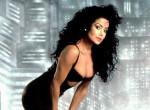 Borzalmasan fest Michael Jackson húga - La Toyát legyőzte a botox