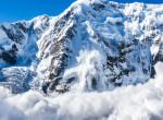 Hátborzongató videó: Így zúdult le a lavina a svájci Alpokban!