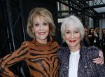 Dinamit duó 70 felett: Jane Fonda és Helen Mirren taroltak a kifutón