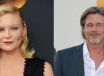 Kirsten Dunst elárulta: Ilyen volt Brad Pittel csókolózni
