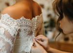 Tíz hónapig dolgoztak rajta, megálmodták a tökéletes menyasszonyi ruhát