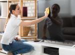 Ezeket az alapvető hibákat kerüld el televíziód tisztításakor