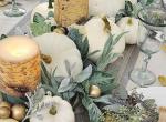 Különleges ötletek arra, hogyan díszítheted fel az asztalt őszre