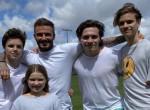 Rém rendes család? Szigorú szabályokat kell betartaniuk a Beckham gyerekeknek