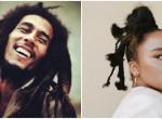 Ilyen gyönyörű nő lett Bob Marley unokájából