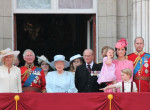 Így néznének ki a királyi család tagjai idős korukban - Galéria