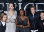 Angelina Jolie lánya mindenkit ledöbbentett
