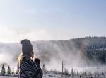 Időjárás: A hózápor után tartós köd ereszkedik az országra