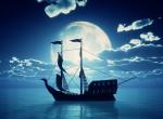 Szellemhajót sodort partra a Dennis vihar, a Bermuda-háromszögből érkezhetett