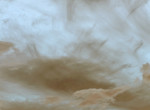 Még az űrből is látható, hogyan pusztít a homokvihar a Kanári-szigeteken