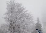 Vészesen közelít a tél, legnagyobb hegycsúcsainkon már havazik