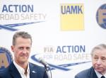 Megszólalt Schumacher orvosa: Ilyen állapotban van a világsztár