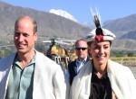 Diana emléke előtt tisztelgett Pakisztánban a hercegi pár - Fotók
