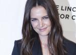 Katie Holmes új kabátjával minden hírességet lesöpört Hollywoodban - Fotók