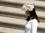 Katalin hercegné túlragyogott mindenkit a királyi esküvőn