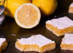 Pofonegyszerű citromkrémes pite