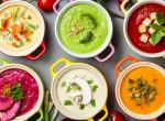 5 isteni hűsítő leves, amivel lenyomhatod a kánikulát