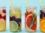 8 isteni limonádé – a forrónak ígérkező májusi napokra
