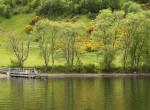 Újra feltűnt a titokzatos Loch Ness-i szörny: Videó
