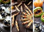 5 ételötlet halloweenre: rémes finomságok Marton Adritól