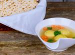 Húsos maceszgombócleves: Egy finom és gyors első fogás egy isteni levesbetéttel
