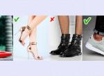 9 cipőtrend amiért tavaly odavoltunk, de idén már nagyon ciki hordani